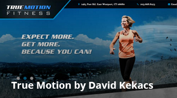 True Motion by David Kekacs