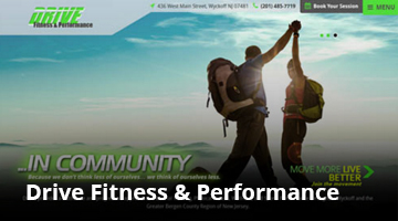 Drive Fitness & Performance