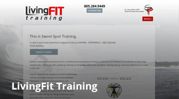 LivingFit Training by Steve Politis