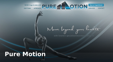 Pure Motion