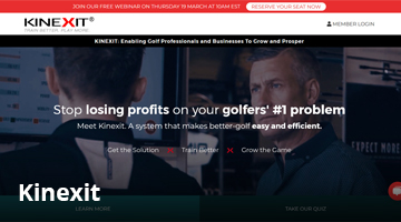 Kinexit, Your Online Personal Trainer
